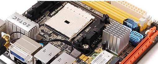 Nueva tarjeta madre A75-ITX WiFi de Zotac