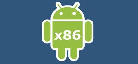 Android correrá en CPU's x86