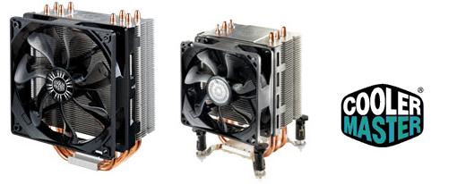 Hyper 212 EVO & Hyper TX3 EVO de CoolerMaster