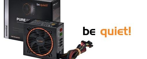Nuevas fuentes Pure Power L8 de Be Quiet!