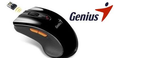 Nuevo ratón inalámbrico DX-L8000 de Genius