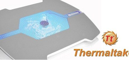 LifeCool Notebook Cooling Pad de Thermaltake