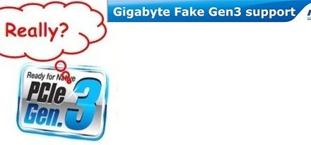 MSI dice que Gigabyte engaña a sus usuarios al ofrecer soporte PCIe Gen3