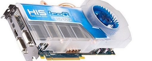 HIS Radeon HD 6870 IceQ 1GB