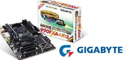 Nueva 990FXA-UD3 1.2 de Gigabyte