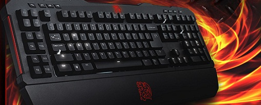 Thermaltake lanza su teclado gaming Meka G-Unit de Tt eSports
