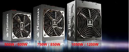Enermax introduce sus fuentes de poder de la serie Platimax