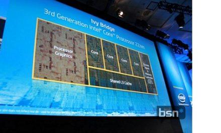 Intel revela detalles de Ivy Bridge IDF 2011