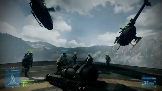 Battlefield 3 - gameplay multijugador