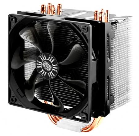 CPU Cooler Hyper 412 PWM de Cooler Master