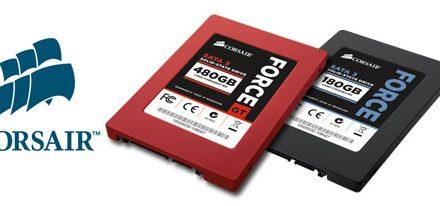 Corsair anuncia mayor capacidad para los discos SSD