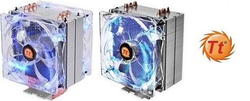 Thermaltake lanzó sus CPU Coolers Contac 39 y Contac 30