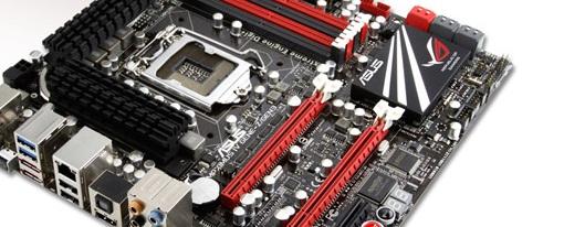 Asus Maximus IV Gene-Z/Gen3 con soporte PCI-Express 3.0