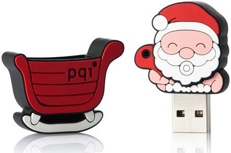Flash Drive U827 Santa Claus Edition de PQI