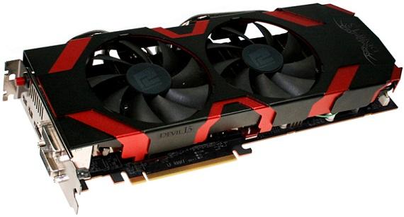 Radeon HD 6970 Devil 13 de PowerColor