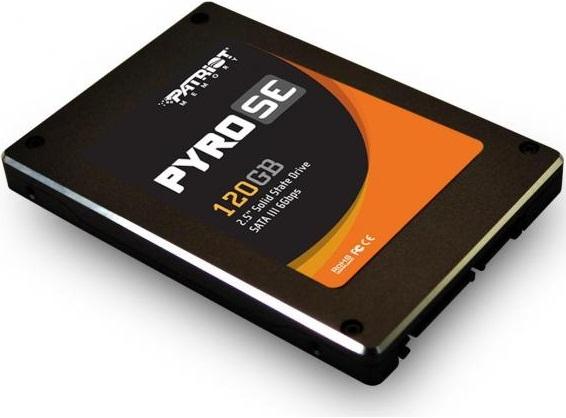 SSD's Pyro SE de Patriot