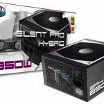 Silent Pro Hybrid 850W de CoolerMaster