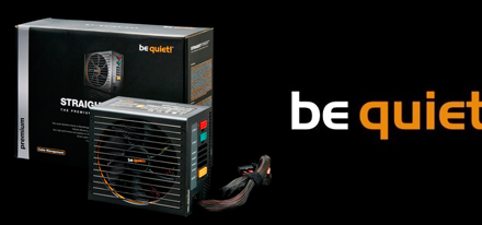 Nueva Linea Straight Power E9 PSU de be quiet!