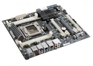 Tarjeta madre X79R-AX Black Extreme de ECS