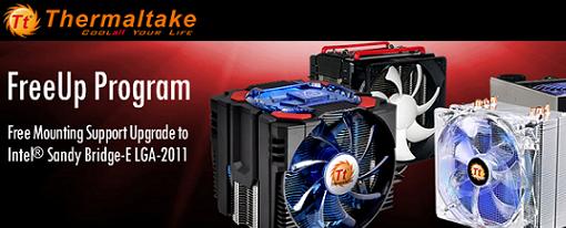 Thermaltake anuncia su programa de actualización LGA 2011