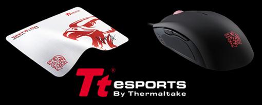 Tt eSports y White-Ra lanzan nueva linea de accesorios gamers