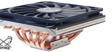 Scythe presentó su CPU Cooler Big Shuriken 2