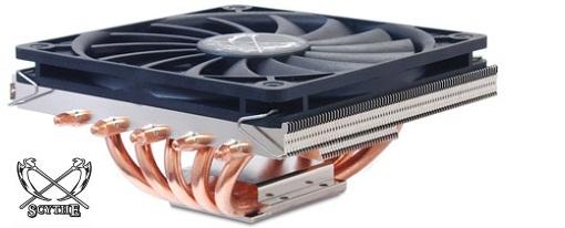 Scythe presentó su CPU Cooler Big Shuriken 2
