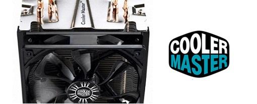 Nuevo CPU Cooler Hyper 412 PWM de Cooler Master