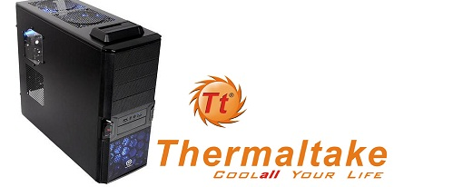 Nuevo case V3 BlacX Edition de Thermaltake