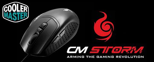 Nuevo mouse gaming CM Storm Xornet de Cooler Master