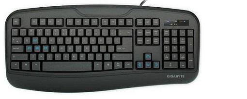 Gigabyte lanzará pronto su teclado gaming Force K3
