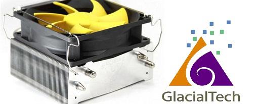 GlacialTech presento sus CPU Cooler's Igloo 5620 Silent & PWM