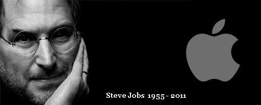 Murió Steve Jobs, el genio de Apple