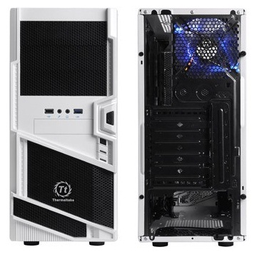Case Commander MS-I Snow Edition de Thermaltake