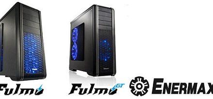 Nuevos case's Fulmo Advance, Basic y GT de Enermax