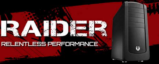 Nuevo case Raider de BitFenix