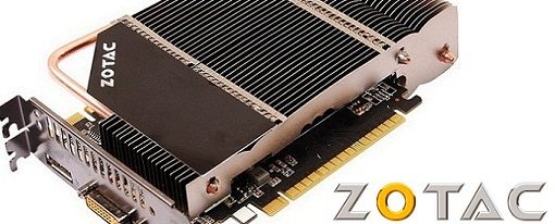 Zotac presentó  su GeForce GTS 450 ZONE Edition