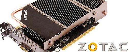 Zotac presentó  su GeForce GTS 450 ZONE Edition