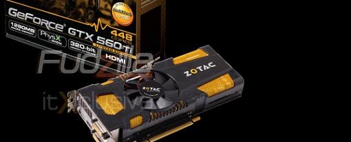 Se filtra una imagen de la Geforce GTX 560 Ti con 448 CUDA Cores