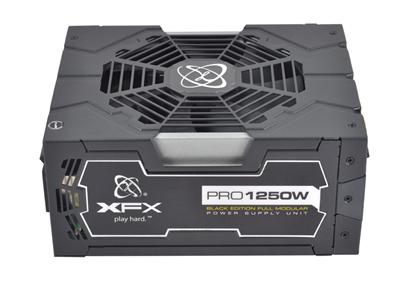 Fuente 1250W Black Edition Full Modular (Gold) de XFX