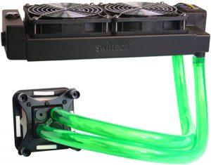 Sistema de refrigeracion liquida H20-220-EDGE-HD de Swiftech