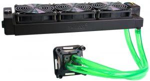 Sistema de refrigeracion liquida H20-320-EDGE-HD de Swiftech