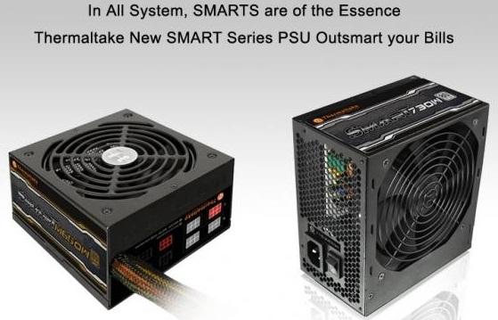 Fuentes de poder Smart de Thermaltake
