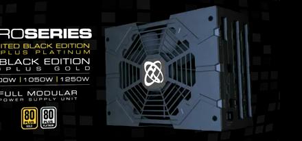 XFX amplia su linea de fuentes de poder Pro Series