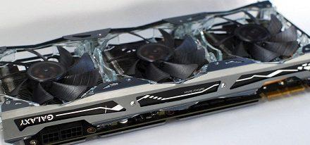 Nueva GeForce GTX 580 de Galaxy con soporte multi-pantalla