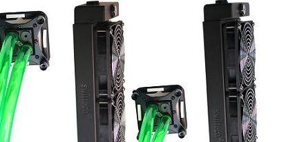 Swiftech presenta sus kits de refrigeración liquida serie H2O-X20 Edge HD