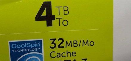 Ya a la venta en Japón los discos duros de 4TB de Hitachi