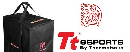 Mas información acerca del Transporter Carry Bag de Thermaltake