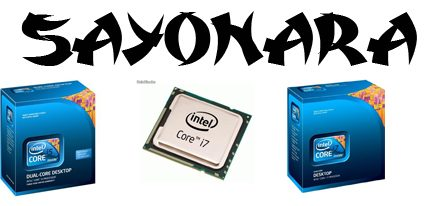 Intel retirará sus LGA1366 y LGA1156 en 2012