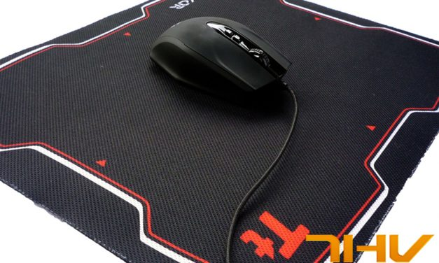 Review: Mouse Thermaltake Black y Mousepad CONKOR